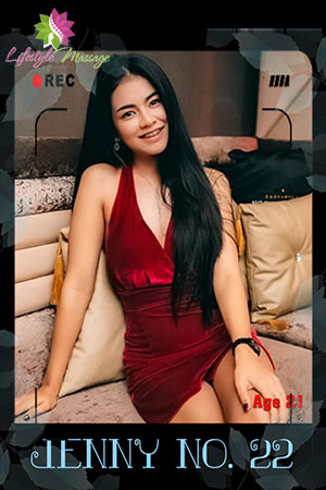 Lifestyle Outcall Massage Therapist Bangkok Jenny